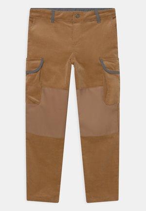 KELKKA UNISEX - Outdoorové kalhoty - cinnamon