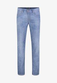 MAC Jeans - Straight leg jeans - cobalt blue - 2