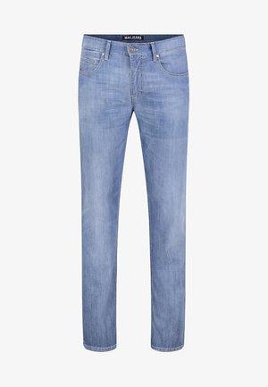 Straight leg jeans - cobalt blue