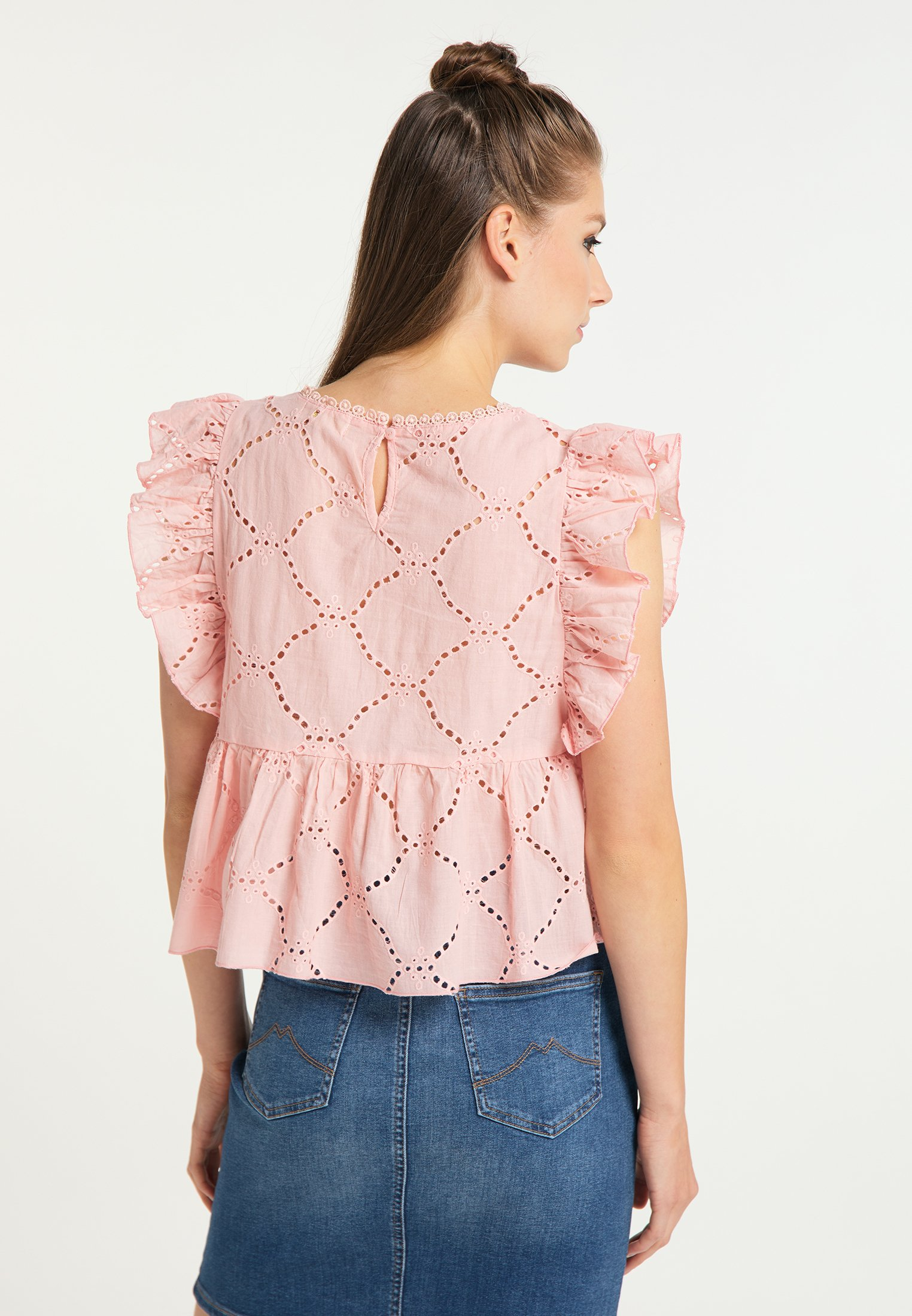 Visit New Women's Clothing myMo Blouse pink H4UMVFrIn