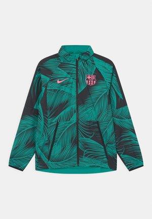 FC BARCELONA UNISEX - Club wear - new green/black/pink beam