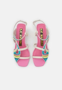 Kat Maconie - DORY - Sandals - flamingo/lemonade - 5