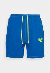 Hi-Tec - HAHN SHORTS - Sports shorts - blue - 4