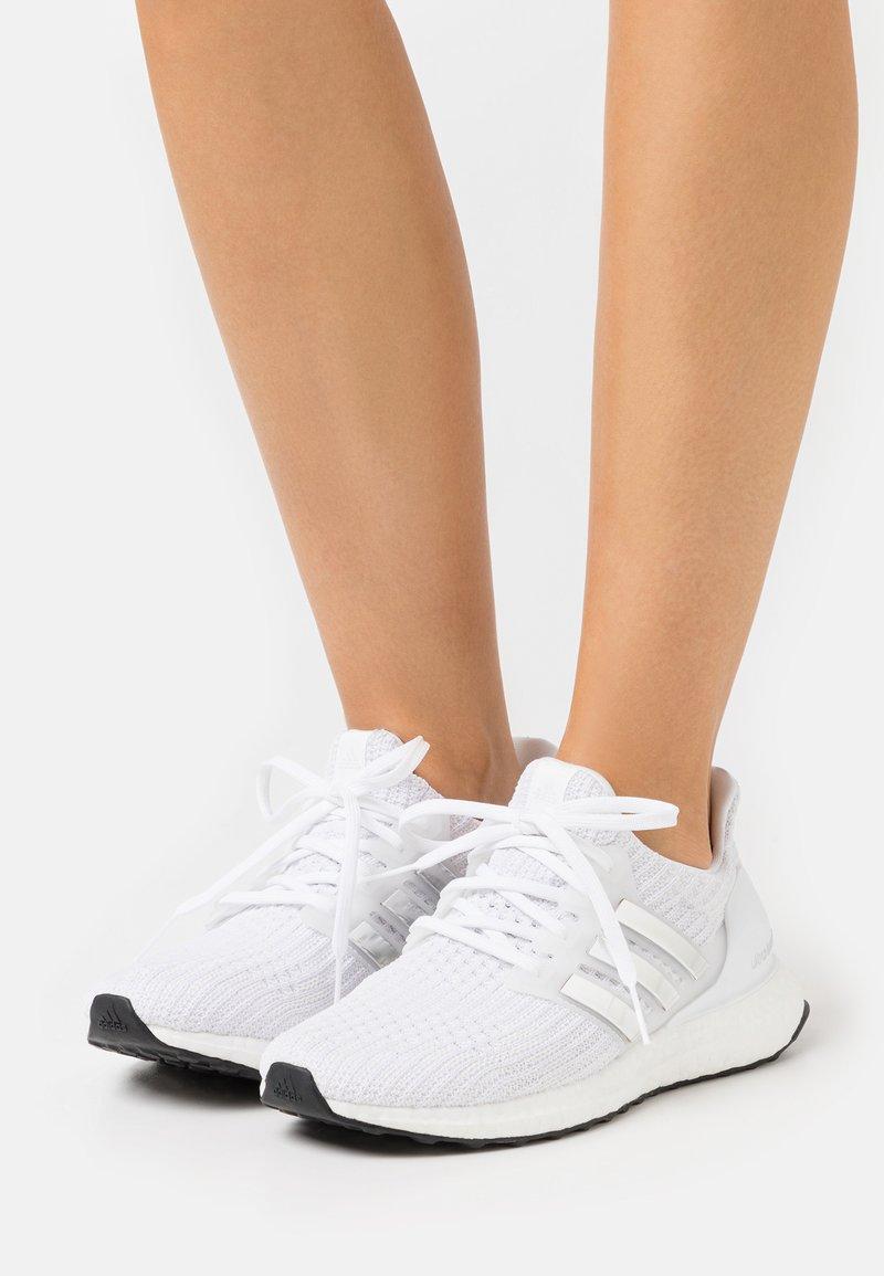 adidas Originals - ULTRABOOST DNA  - Zapatillas - footwear white/silver metallic/core black