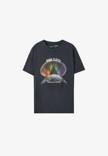 "PINK FLOYD ""THE DARK SIDE OF THE MOON"" - Print T-shirt - dark grey"