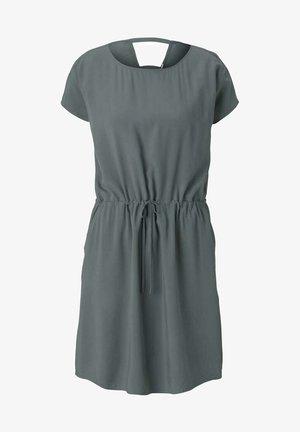 KLEIDER & JUMPSUITS MINIKLEID MIT LENZING(TM) ECOVERO(TM) - Day dress - dusty pine green