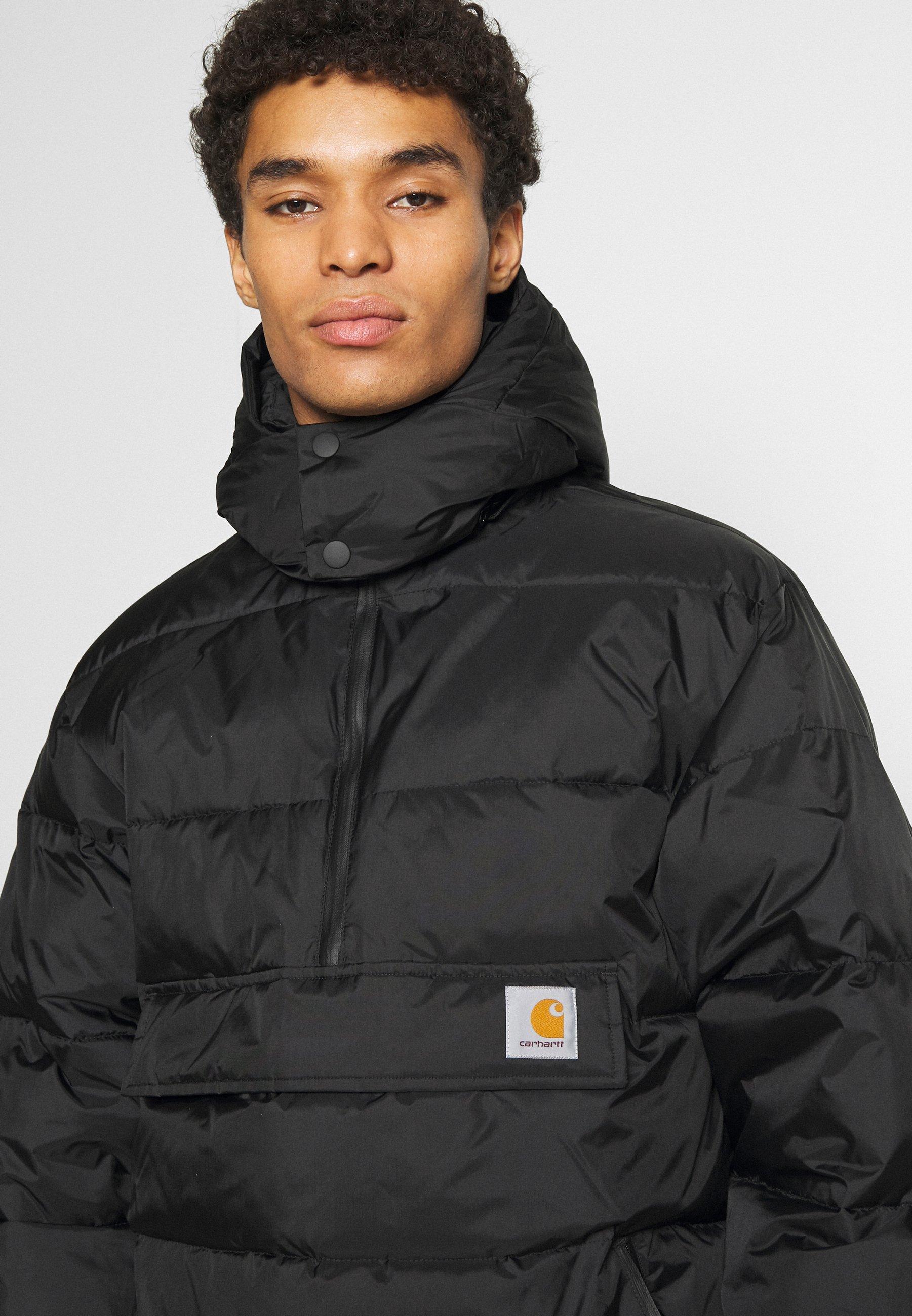 Carhartt WIP JONES  Winterjacke black/schwarz