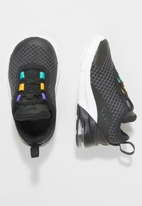 Nike Sportswear - Trainers - black/flash crimson/gold/psychic purple - 0