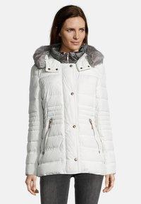 Gil Bret - KUNSTDAUNE - Winter jacket - vanilla ice - 0