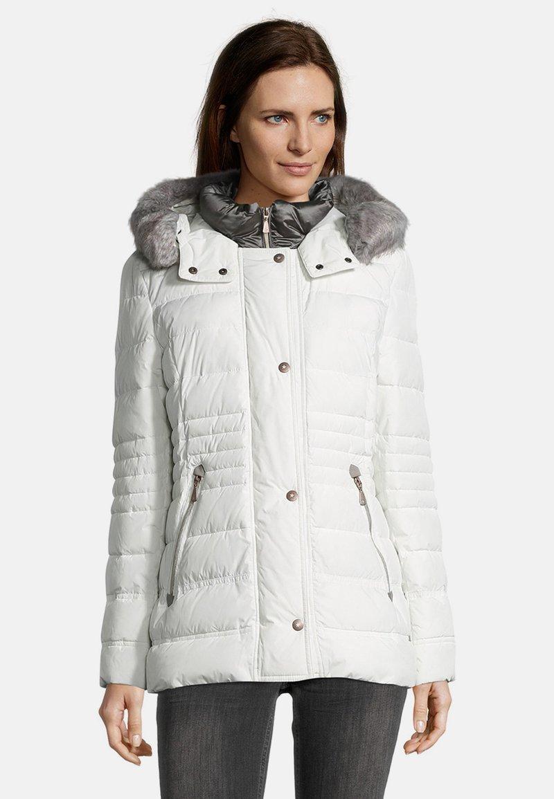 Gil Bret - KUNSTDAUNE - Winter jacket - vanilla ice
