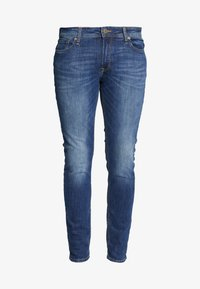 Jack & Jones - JJILIAM JJORIGINAL  - Jeans Skinny Fit - blue denim - 4
