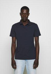 Filippa K - SOFT - Polo shirt - deep blue - 0