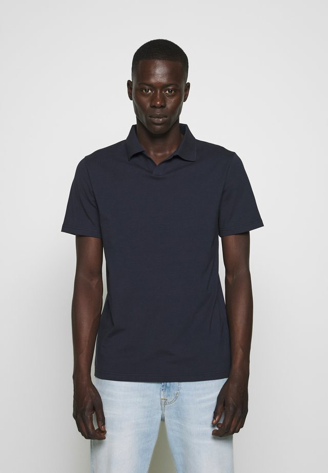 SOFT - Polo - deep blue