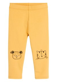 Next - 3 PACK - Leggings - Trousers - yellow - 3