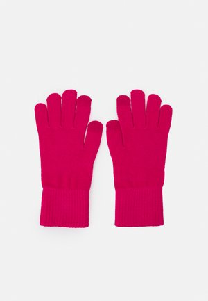 SOFT GLOVE - Gloves - hot pink