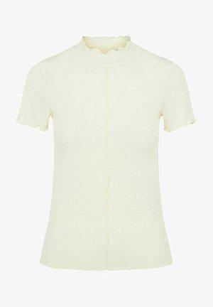 T-shirt basique - almond oil