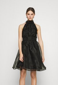 Gina Tricot - ASTOR DRESS EXCLUSIVE - Cocktail dress / Party dress - black - 0