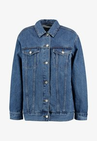 Missguided Tall - Denim jacket - vintage blue - 4