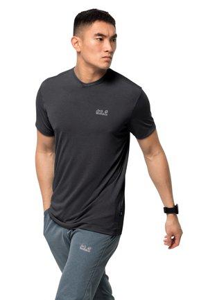 JWP T M - Basic T-shirt - black