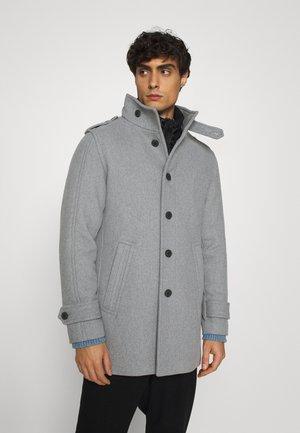 SLHNOAH COAT  - Cappotto classico - grey melange