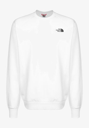 RAGLAN  - Sweatshirt - white