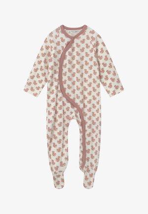 VALO BABY WRAP GROWSUIT - Pyjama - pink