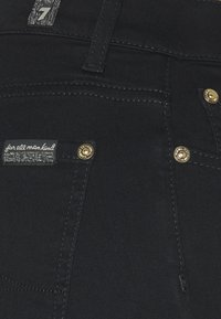 7 for all mankind - LUXURIOUS RINSE - Bootcut jeans - black - 2