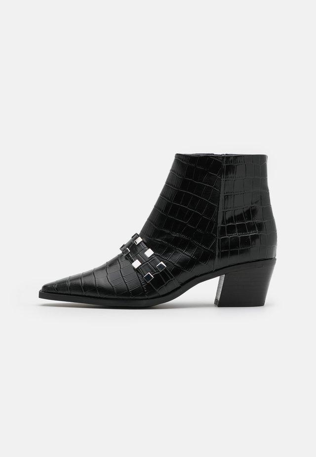 AMBARA - Ankle boot - black