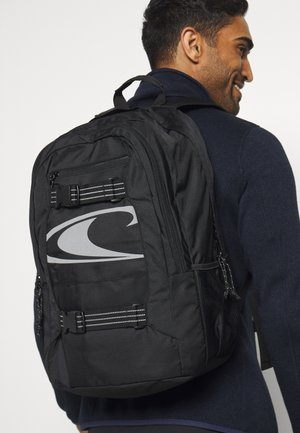 BOARDER BACKPACK - Mochila - black out