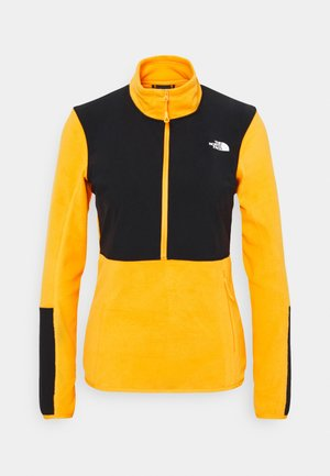 DIABLO MIDLAYER ZIP - Bluza z polaru - summit gold/black