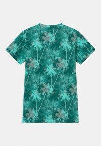 Cars Jeans - SOREN - Print T-shirt - aqua - 1