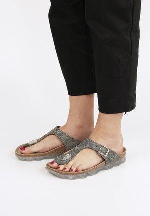 Pool shoes - anthrazit