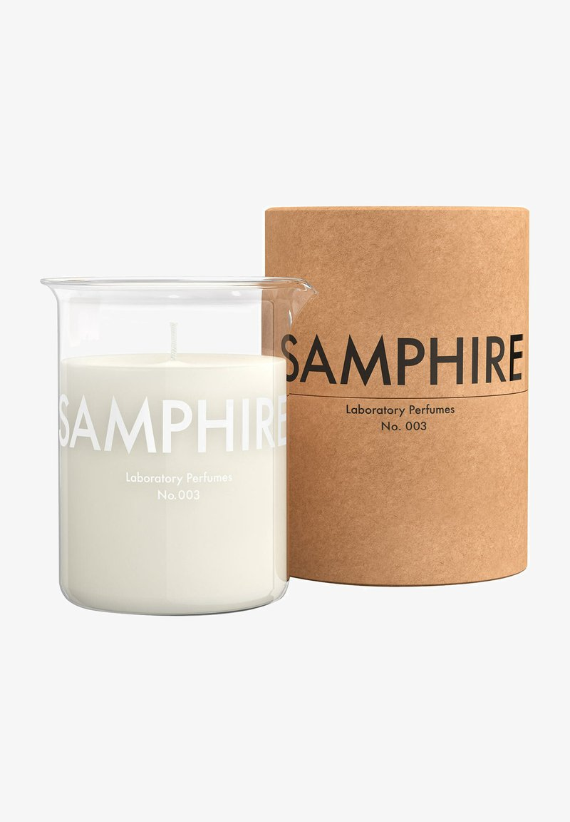 Laboratory Perfumes - LABORATORY PERFUMES KERZE SAMPHIRE CANDLE - Scented candle - -