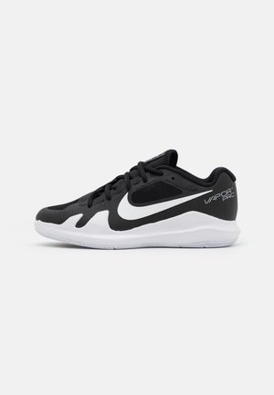 COURT JR VAPOR PRO UNISEX - Multicourt tennis shoes - black/white