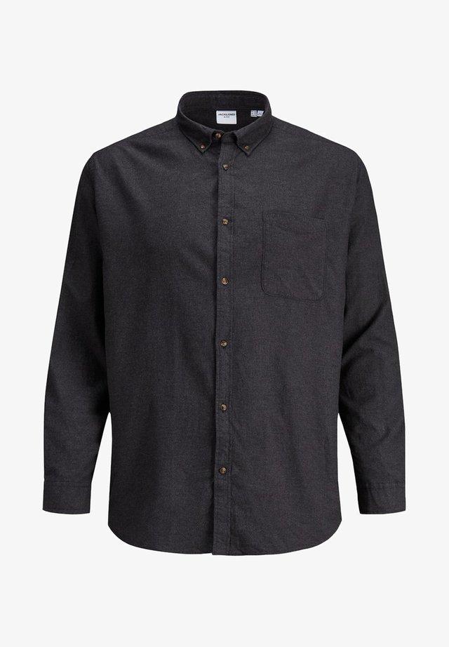 Chemise - dark grey melange