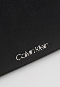Calvin Klein - TASK XBODY - Across body bag - black - 6