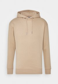 TOM TAILOR DENIM - Hoodie - smoked beige - 0