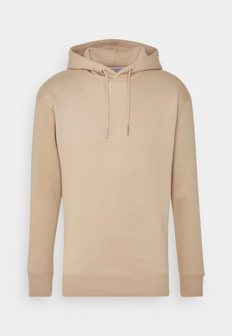 TOM TAILOR DENIM - Hoodie - smoked beige