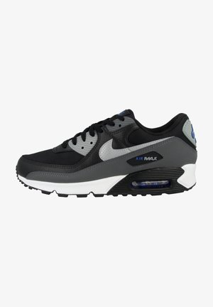 AIR MAX  - Sneakers laag - black-reflect silver-iron grey