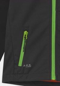 Icepeak - KARS UNISEX - Soft shell jacket - grey - 2