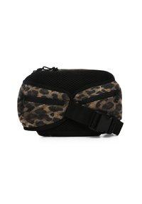 Vans - MN SURVEY CROSS BODY - Across body bag - leopard print - 2