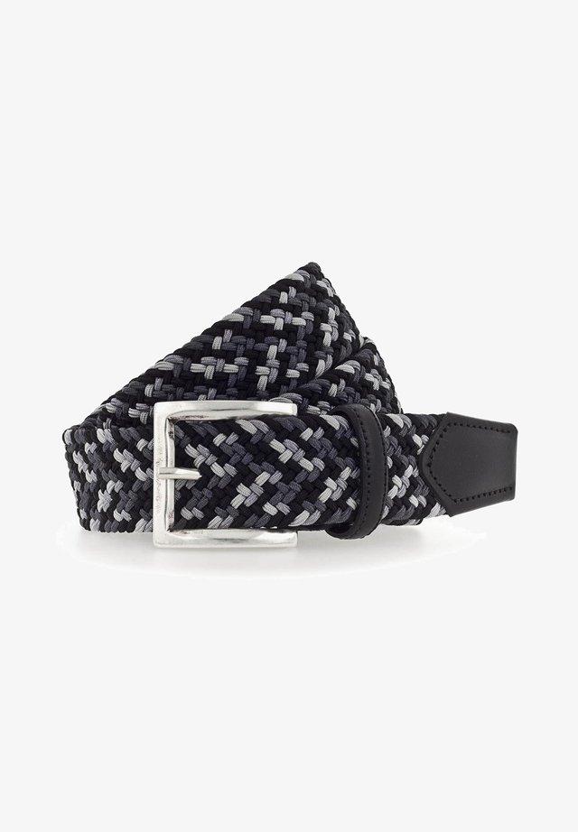 LUCA - Cintura - schwarz grau