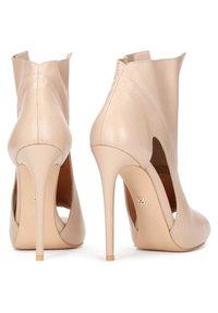 Kazar - KANA - Peeptoe heels - beige - 2