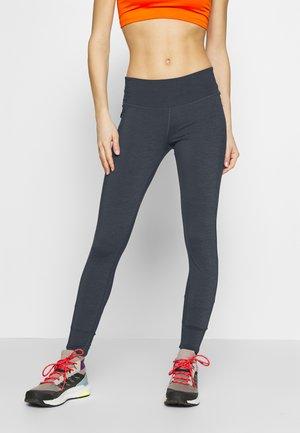 MANTRA TECH LEG  - Tights - black/ebony/heather