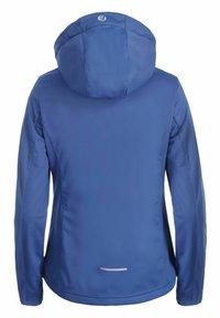 Icepeak - Soft shell jacket - marineblau - 1