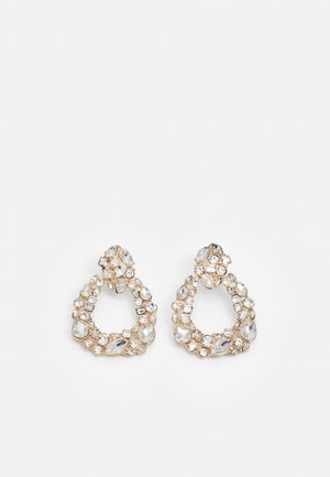 PCDABAR EARRINGS - Ohrringe - gold-coloured