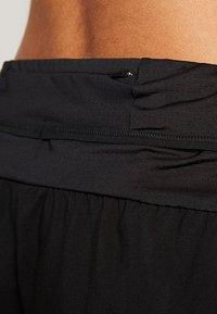 adidas Performance - TERREX TRAIL - Friluftsshorts - black - 6