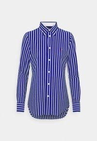 Polo Ralph Lauren - OXFORD - Button-down blouse - active royal/white - 6