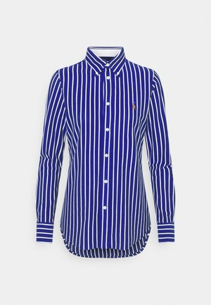 OXFORD - Button-down blouse - active royal/white