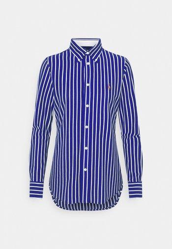 OXFORD - Button-down blouse - active royal/white